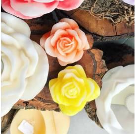 vela-rosa-M-vela-decoración