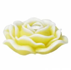 vela-rosa-XL-amarilla-vela-decoración